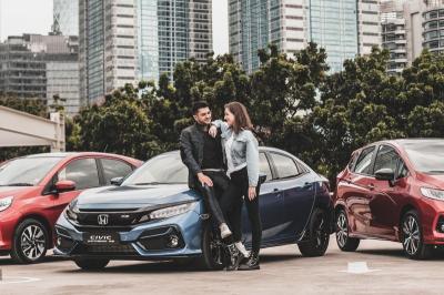 Ini Sederet Mobil Baru yang Ditampilkan Honda di GIIAS 2021