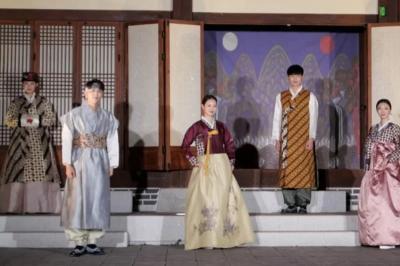 Hanbok dan Batik Fashion Show, Perpaduan Manis Budaya Indonesia dan Korea