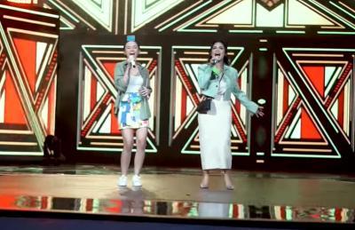 Nyanyi Pesan Terakhir Bersama Krisdayanti, Lyodra: Seorang Diva Menyanyikan Lagu Aku