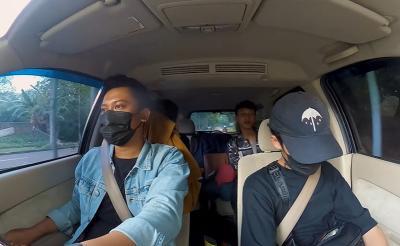 Team Alami Burnout, Danang Giri Sadewa Ungkap Suka Duka Konten Kreator