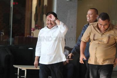 KPK Jebloskan Mantan Bupati Bengkalis ke Rutan Klas I Pekanbaru
