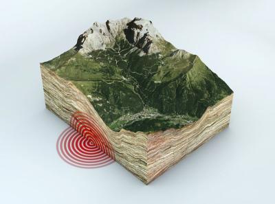 Catatan Sejarah Gempa Kuat dan Merusak yang Pernah Guncang Jateng