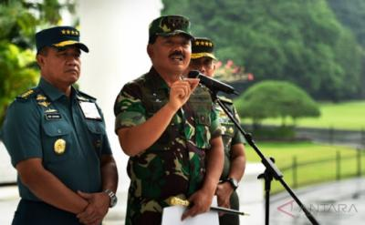 Marsekal TNI Hadi Tjahjanto Akan Masuki Pensiun, Siapa Penerusnya?