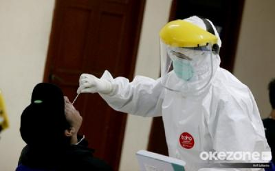 Terus Berkurang, Kasus Aktif Covid-19 di Jakarta Tinggal 1.196 Orang