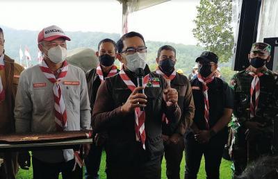 Kabupaten Bogor Dikeluarkan dari Aglomerasi PPKM Jabodetabek, Ini Respons Ridwan Kamil