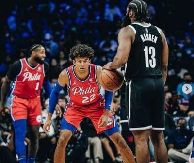 Hasil NBA 2021-2022 Hari Ini: LA Lakers Takluk, Nets Atasi 76ers