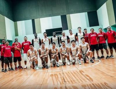 Timnas Basket Indonesia TC ke Amerika Serikat, Ini Penjelasan Perbasi