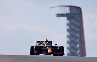 Hasil Latihan Bebas 2 F1 GP AS 2021: Sergio Perez Terdepan, Lewis Hamilton di Posisi Ketiga