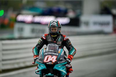Yamaha Melempem di Sirkuit Misano, Dovizioso: Kami Perlu Temukan Solusinya