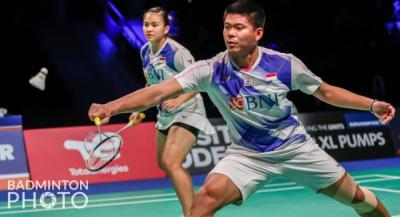 Penyebab Praveen Melati Kalah dari Wakil Thailand di Semifinal Denmark Open 2021
