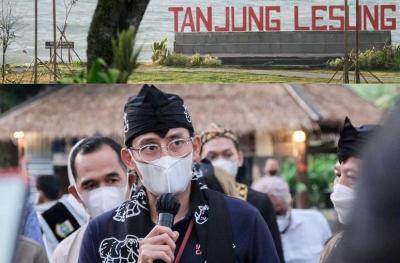 Mantap! Sandiaga Uno Janji Bawa Festival Sriwijaya Mendunia