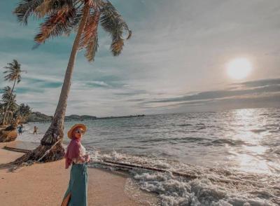 4 Pantai di Kalsel Jarang Orang Tahu, Indahnya bak Kepingan Surga!