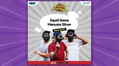 Membayangkan Squid Game ala Indonesia, Ada Manusia Silver!