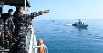 Puluhan Kapal Perang TNI AL Siaga Tempur di Kepulauan Riau, Ada Apa?