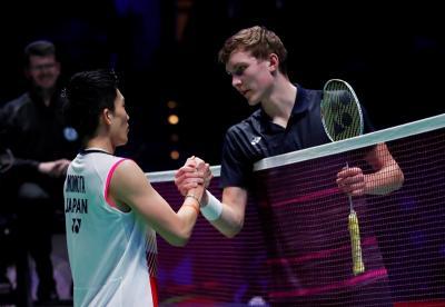 Denmark Open 2021: Kento Momota vs Viktor Axelsen Jadi Final Ideal yang Dinantikan