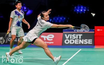 Gagal Melaju ke Final Denmark Open 2021, Praveen Melati Akui Lakukan Kesalahan Fatal