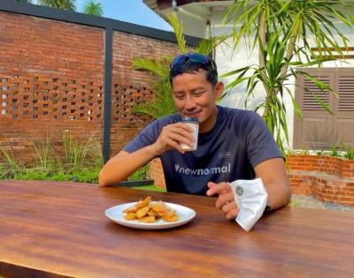Sandiaga Uno Gandeng Influencer Promosikan Wisata dan Produk Ekraf