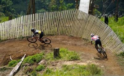 Kawasan Hutan Cirorek Garut Disulap Jadi Wisata Olahraga, Yuk Bergowes Ria
