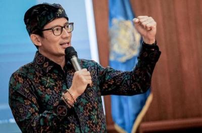 Sandiaga Uno Beberkan Strategi Revitalisasi Pariwisata, 3G Masih Jadi Andalan