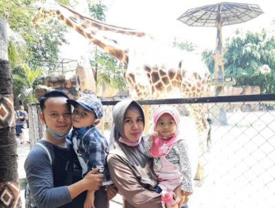 PPKM Turun Level 1, Kebun Binatang Surabaya Jadi Destinasi Wisata Favorit Keluarga