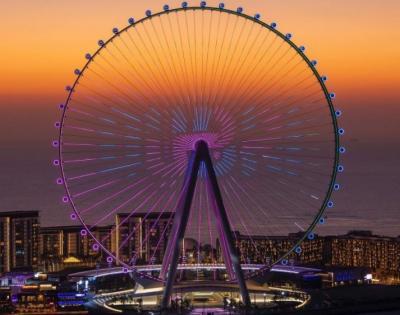 Dubai Punya Bianglala Tertinggi di Dunia, Berikut Faktanya Bikin Tercengang