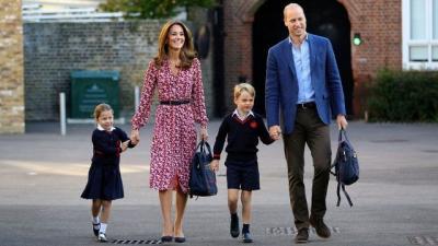 Putri dari Pangerang William dan Kate Middleton Jadi Anak Terkaya, Ini Jumlah Hartanya