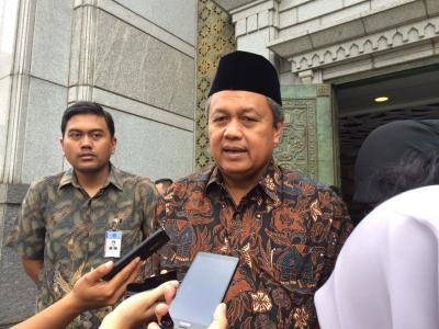 Gubernur BI Ungkap Kunci Kembangkan Ekonomi Islam
