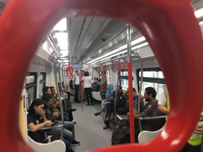 Tabrakan, LRT Jabodebek Siap Angkut 1.300 Penumpang