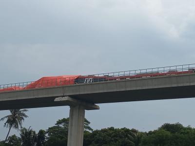 Siap Terungkap! KNKT Bakal Buka 'Black Box' Kereta LRT Tabrakan di Cibubur