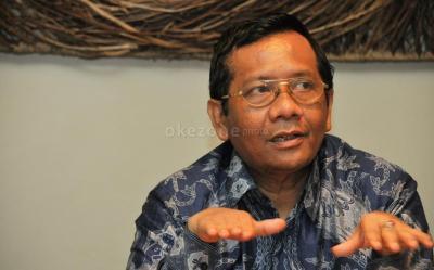 Pemberian Nama Jalan Ataturk di DKI Jakarta, Mahfud MD Sebut Tak Layak