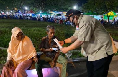 BNPB Distribusikan 111.500 Masker Selama Perhelatan STQ Nasional di Maluku Utara