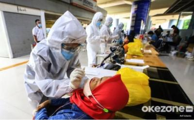 Kasus Covid-19 Bertambah 460, Jakarta Jadi Penyumbang Terbanyak