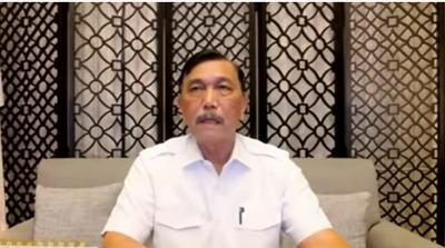 Luhut Sebut Kasus Covid-19 di 105 Kota Kabupaten Meningkat