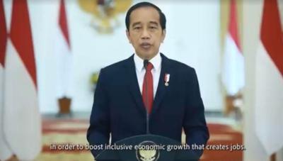 Presiden Jokowi: Pandemi Momentum Dorong Ekonomi Inklusif dan Berkelanjutan di ASEAN