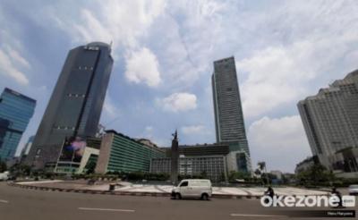 Awal Pekan, Cuaca DKI Jakarta Cerah Berawan