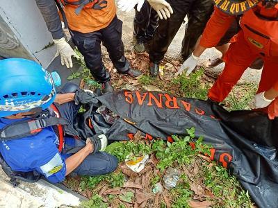 Bocah Terseret Arus 5 Km di Kali Angke Ditemukan Tewas