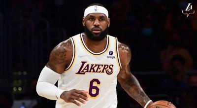 Hasil NBA 2021-2022 Hari Ini: LA Lakers Akhirnya Raih Kemenangan Perdana, Warriors Benamkan Sacramento Kings
