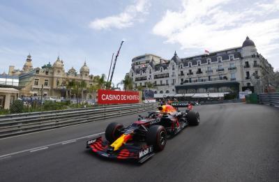 Hasil Balapan F1 GP AS 2021: Max Verstappen Segel Podium Pertama