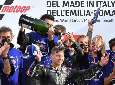 Juara MotoGP 2021, Fabio Quartararo Masih Tidak Percaya