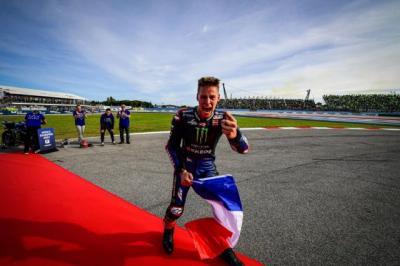 Fabio Quartararo Juara Dunia MotoGP 2021, Presiden Prancis Kirim Ucapan Selamat