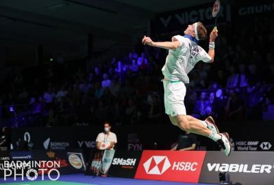 Menangi Denmark Open 2021, Viktor Axelsen Masih Tak Percaya Bisa Tumbangkan Kento Momota