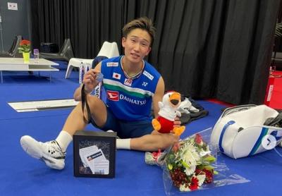Penyebab Kento Momota Kalah dari Viktor Axelsen di Final Denmark Open 2021