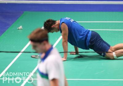 Kalah di Final Denmark Open 2021, Begini Respons Kento Momota