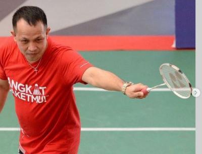 Tinggalkan Thailand, Pelatih Asal Indonesia Rexy Mainaky Kini Mengasuh Malaysia