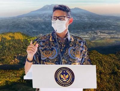 Festival Pulau Rupat Masuk Agenda KEN 2021, Ini Harapan Sandiaga Uno