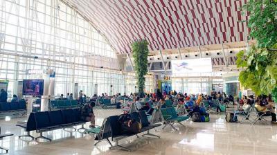 Jumlah Penumpang Bandara Sultan Hasanuddin Naik 5 Persen dalam Sepekan