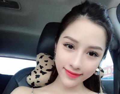 Pesona Pramugari Kieu Trang Nan Cantik Jelita, Netizen: Seperti Bidadari