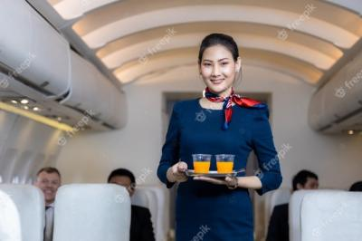 Mau Dapat Layanan Istimewa Pramugari di Pesawat? Lakukan Hal Sederhana Ini