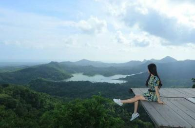 Kalibiru, Hutan Gundul yang Disulap Jadi Ekowisata Ciamik