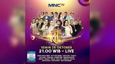 Malam Ini, Saksikan Kemeriahan Konser Spesial Road to KDI 2021